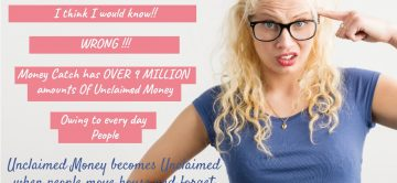 I Think I Would Know - Unclaimed Money